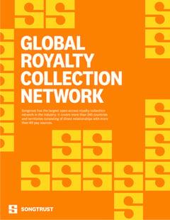 Global Roylaty Collection Network