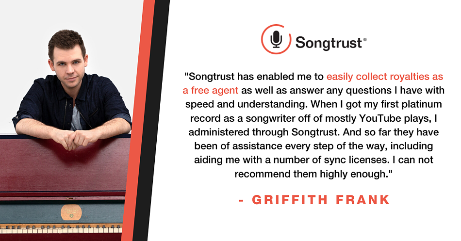 Griffith Frank Testimonial