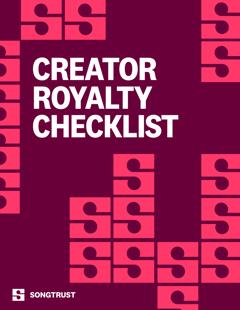 Royalty Checklist
